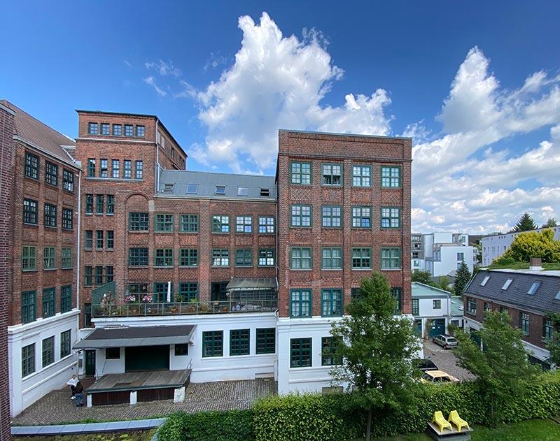 Office der AS(S) Unternehmensberatung in Hamburg Winterhude